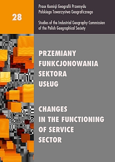 View Vol. 28 (2014): Changes in the functioning of service sector
