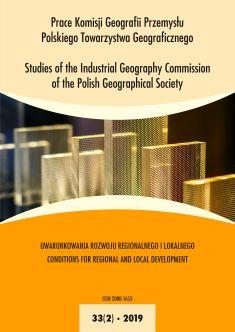 Uwarunkowania rozwoju regionalnego i lokalnego