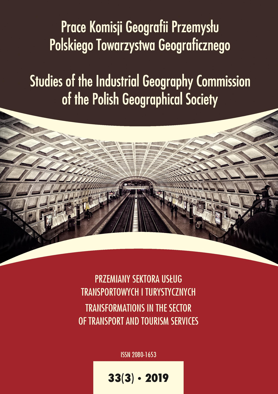 Prace Komisji Geografii Przemysłu Polskiego Towarzystwa Geograficznego